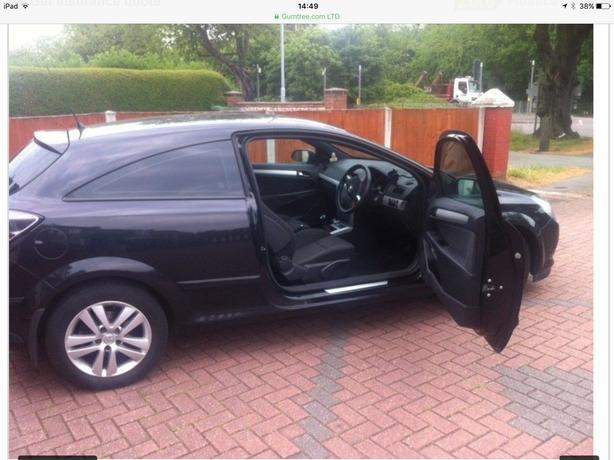 Vauxhall Astra sxi 1.6i