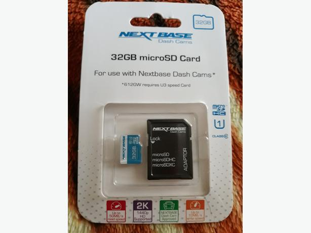 Nextbase 32GB micro sd card