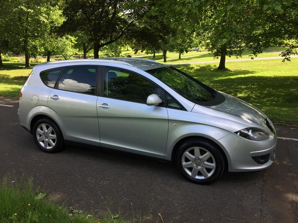 2007 SEAT ALTEA XL STYLANCE 1.9 TDI **PART EXCHANGE AVAILABLE**
