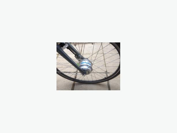 FREE: (Electric Bicycle   )