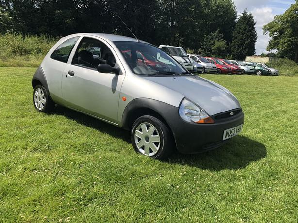 2004 Ford ka 1.3 drives really well *Bargain*