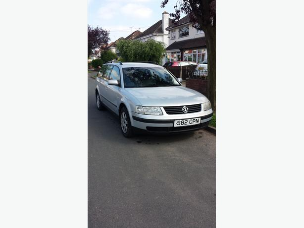 VW PASSAT ESTATE 1.9 TDI SE LEATHER
