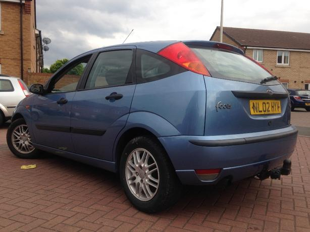 FORD FOCUS 2002 93K MILES 1.6 LONG MOT