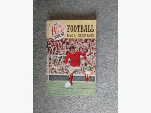 The park drive book of football