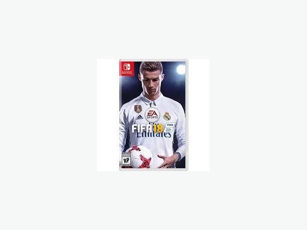 FIFA 18 Nintendo Switch Game**
