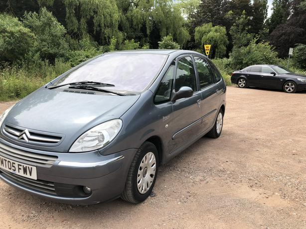 2005 Citroen Picasso 1.6 petrol drives *Bargain*
