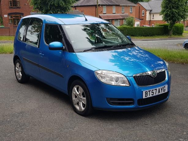SKODA ROOMSTER 2 1.6 AUTOMATIC