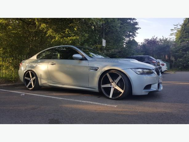 2008 BMW M3 4.0 V8 E92 MANUAL RWD TOP SPEC
