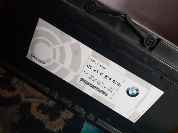 Car Batteries BMW, Audi Q7, Nissan, Renault etc... Can Deliver Locally for £5