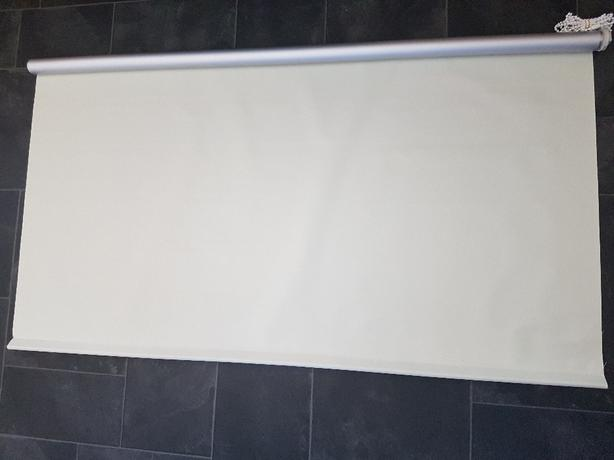 New neutral black out roller blind 4ft wide