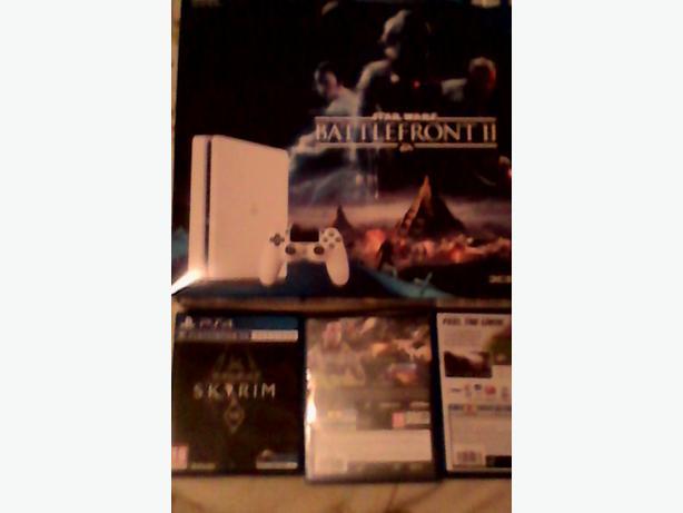 PS4 Slim big bundle