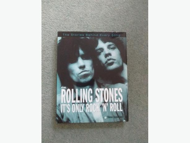 The Rolling Stones. its only rock and roll book 1997