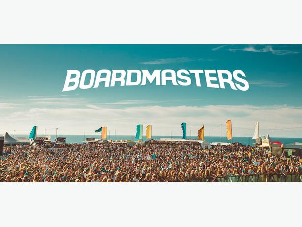 2 Boardmasters, wednesday arival camping ticket