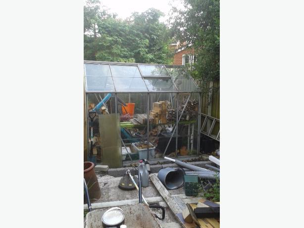 FREE: greenhouse