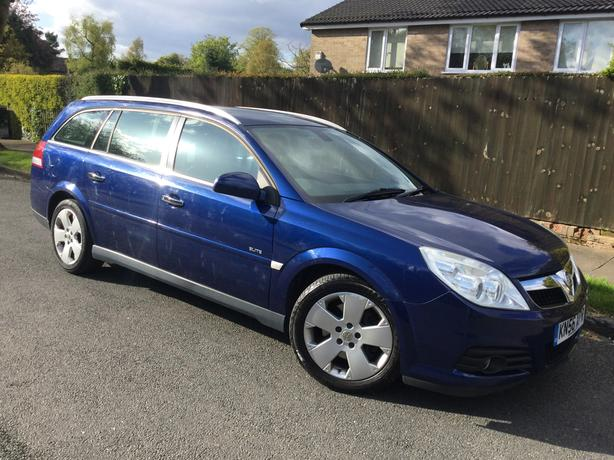Vauxhall Vectra 2.8i V6 Turbo Elite Auto estate - only 70k with FMDSH - V RARE !