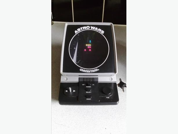 retro mini arcade games