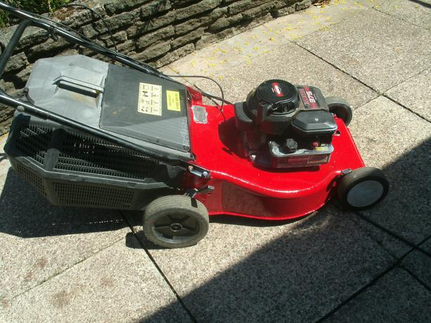 Champion SP petrol lawnmower (Serviced) 30 day Warranty