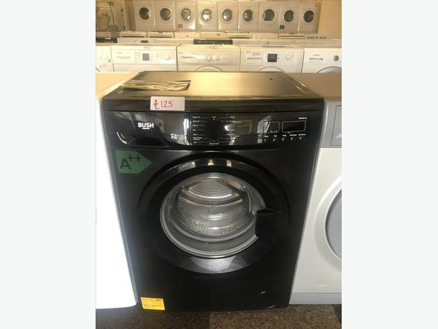 8 KG BUSH BLACK WASHING MACHINE WITH GENUINE GUARANTEE 🌎🌎🌎