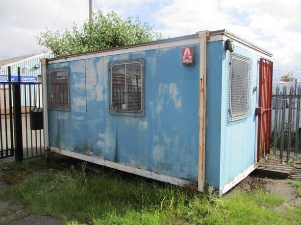 portacabin/office