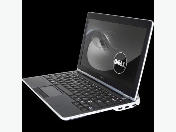 Dell Laptop Ultrabook Super Fast SSD Super Slim Windows 10