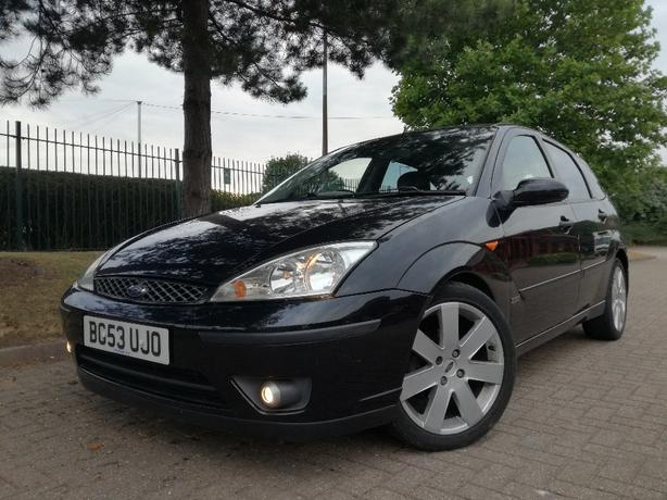 2003/03 FORD FOCUS 1.8 TDCI SPORT *3 OWNERS MOT 10 STAMPS  IMMACULATE*