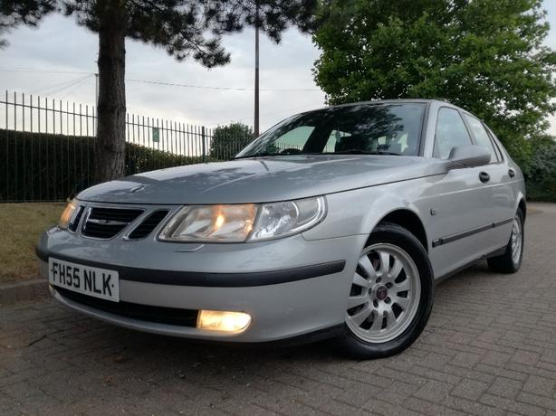 SAAB 95 9 5 2.3T AUTO AUTOMATIC *3 OWNERS FULL MOT BEAUTIFUL* 2.3 T 9-5