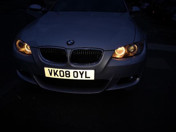 FREE: BMW 320I MSPORT CAT S