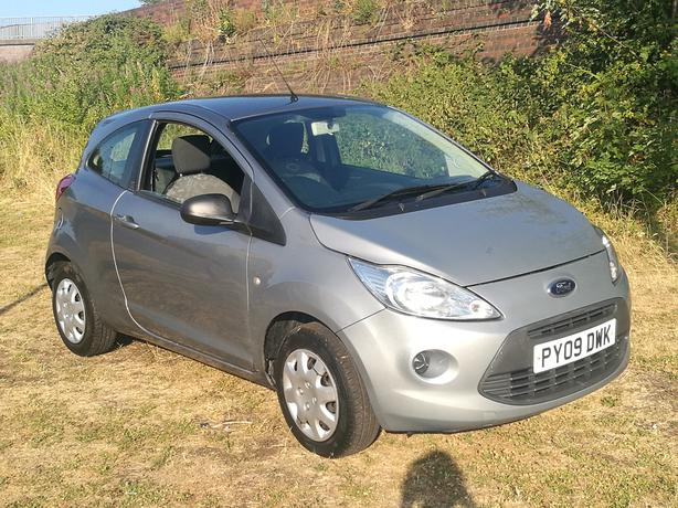 2009 ford ka 1.2 studio £30 tax