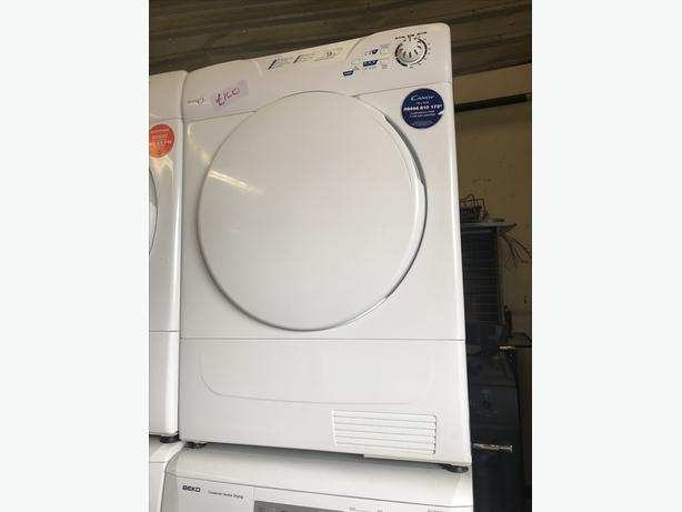 BARGAIN 9 KG CANDY CONDENSER DRYER WITH GENUINE GUARANTEE 🇬🇧🇬🇧🇬🇧