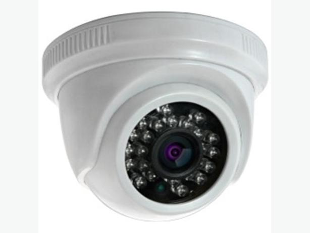 FULL HD DOME CAMERAS AND DVR FULLY INSTALLED