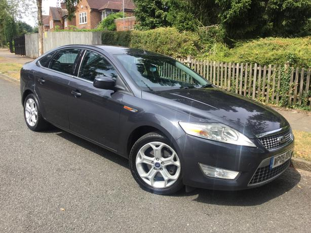 Ford Mondeo 2.0 TDCi 140 Titanium hatch with FSH & FULL MOT !