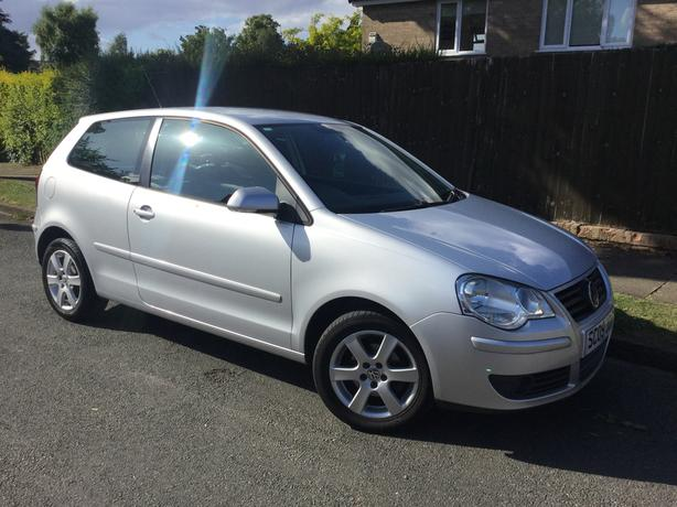 VW Polo 1.2i Match 3dr Mk 4 - only 54k with FSH & long MOT !