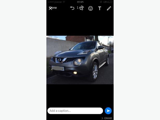 Nissan Juke 1.6 N-Connecta Xtronic CVT 5dr