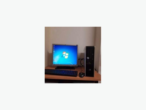 hp desktop pc (complete)