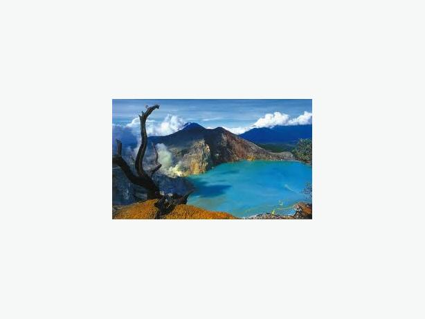 Rebecca Tour and Travel - Ijen Crater Tour