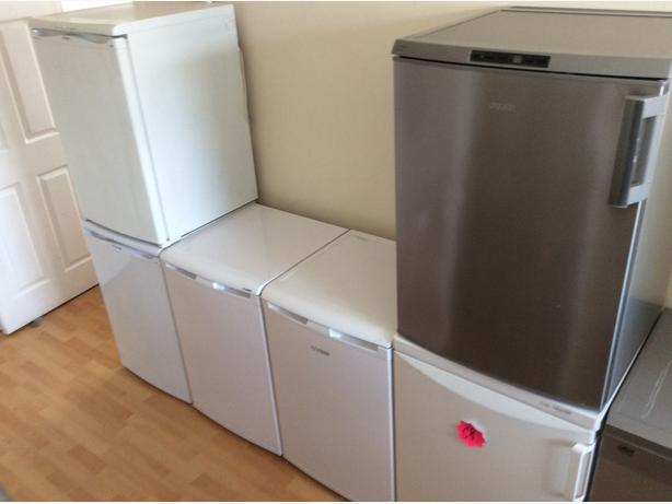 UNDER-COUNTER FREEZERS STARTING FROM JUST £70 with WARRANTY