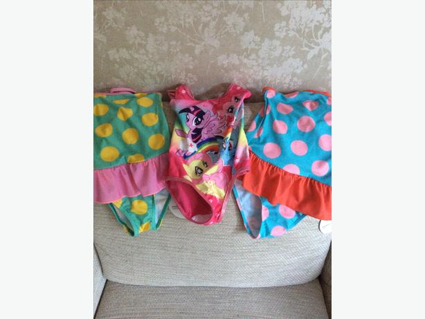 Swimsuits aged 4 years two BRAND NEW