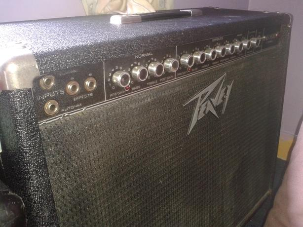Peavey Mace vt series guitar amp
