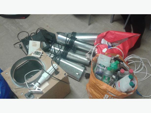 Indoor growing equipment