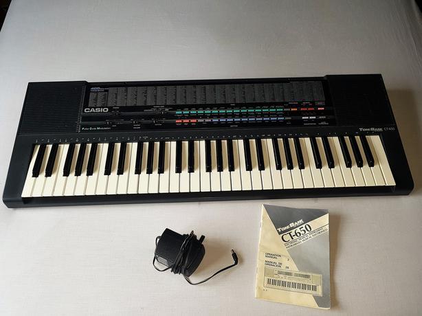 Casio CT650 Keyboard