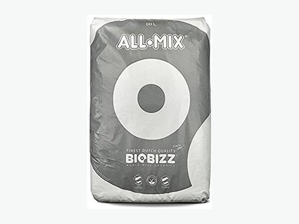 8 bags of bio bizz all mix