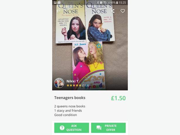 Teenagers Books