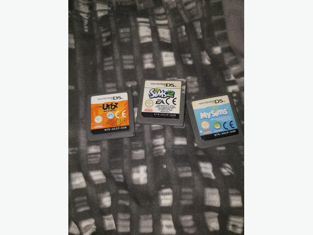 Nintendo 3x ds games