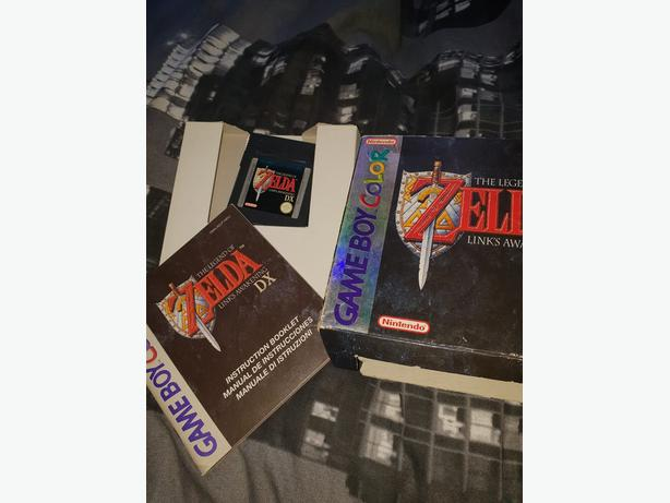Gameboy Colour The Legend of Zelda