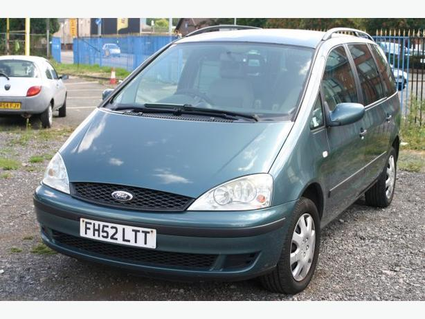 Ford Galaxy 2.3 (7 seater)