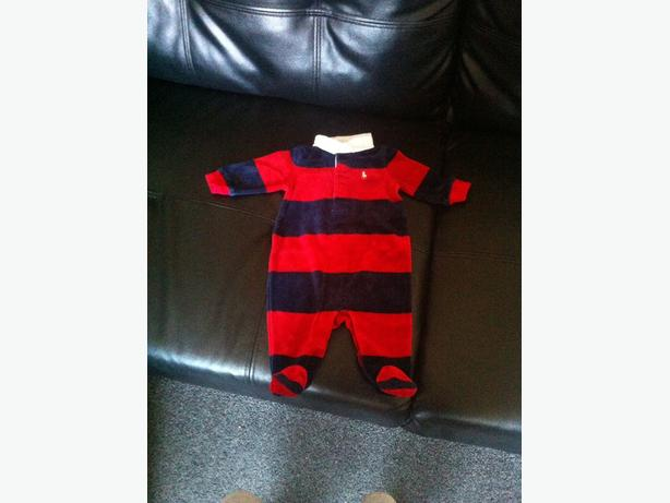 baby boy ralph Lauren suit