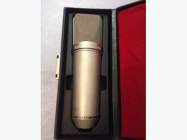 Neumann U67 Vintage Microphone Made in Germany