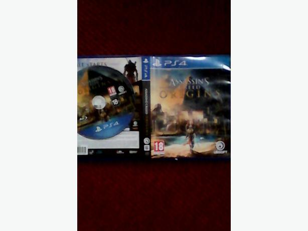 PS4 Assassin creed origins