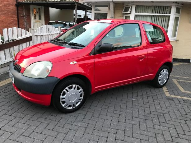 yaris 1.0 2002 ONLY 66k! DRIVES SUPERB!!