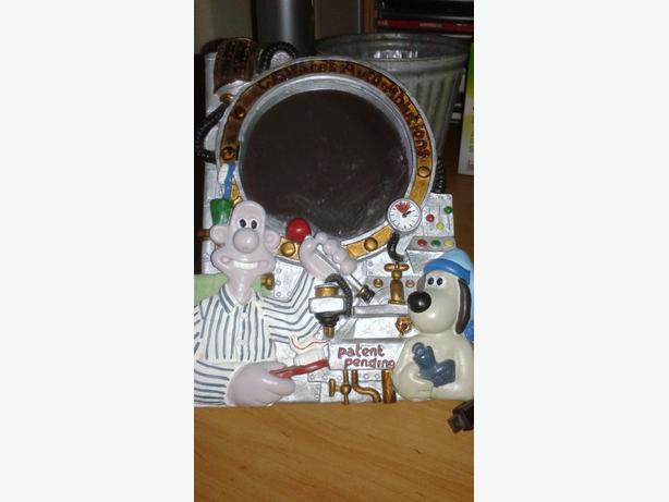Wallace & Gromit Mirror